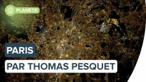 Paris : le monde vu par Thomas Pesquet