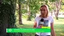 Budget Participatif - Grenoble, les pieds dans le sable