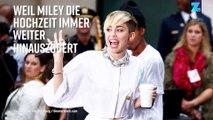 Trennungsgerüchte: Sind Miley Cyrus und Liam Hemsworth noch ein Paar?