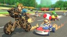 Mario Kart 8 Deluxe - Mise à jour Zelda Breath of the Wild
