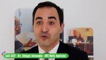 Interview de  Said Acef - directeur délégué à l'ARS Nouvelle Aquitaine