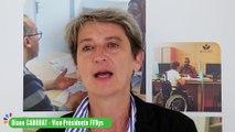 Interview de Diane Cabouat - Vice-Présidente FFDys
