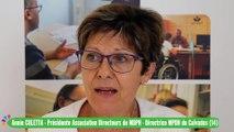 Interview d'Annie Coletta – Directrice MDPH Calvados (14) et Présidente Associations des Directeurs de MDPH