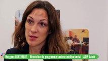 Interview de Morgane Berthelot – Directrice de programme secteur Médico-social - ASIP Santé