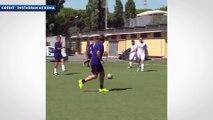 La nouvelle frappe splendide de Francesco Totti !