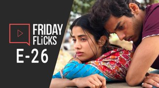 Friday Flicks 26 l Dhadak Movie Review | Box Office | Ishaan Khattar | Janhvi Kapoor