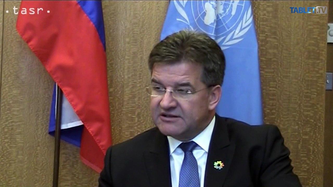 Lajčák: V BR OSN by mali mať zastúpenie aj Afrika a Latinská Amerika