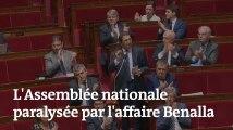 Affaire Benalla : l'Assemblée nationale paralysée par un « scandale d'État »