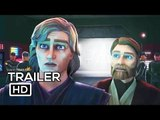 STAR WARS: THE CLONE WARS Official Trailer (2019) Animated Series HD