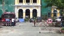 Khu vực TAND TPHCM trưa ngày 20/07/2018: Will Nguyen rời khỏi phiên tòa với phán quyết trục xuất ngay lập tức khỏi Việt Nam