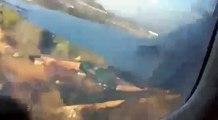 Un passager filme le crash de son avion sur une usine en Afrique du Sud
