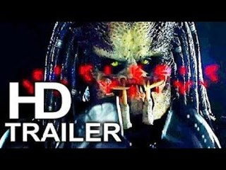 THE PREDATOR (Teaser Trailer #2) 2018 FIRST LOOK MovieClips Official Trailers