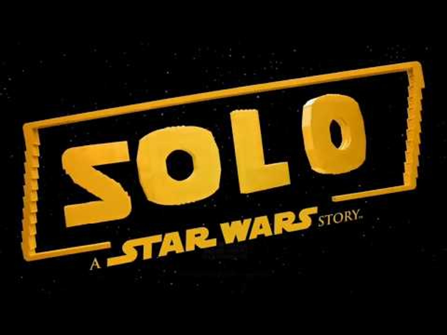 LEGO SOLO: A STAR WARS MOVIE (FIRST LOOK - Trailer #1) 2018 MovieClips Trailers