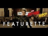 "ANT MAN AND THE WASP ""It's Takes Two"" (FIRST LOOK -  Featurette) 2018 MovieClips Official Trailers"