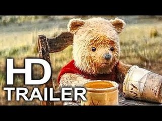 CHRISTOPHER ROBIN (FIRST LOOK Trailer #3) 2018 FIRST LOOK OFFICIAL TRAILERS