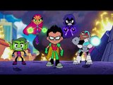 TEEN TITANS GO!: To The Movies (FIRST LOOK - Behind the Scenes Featurette)  2018 MovieClips Trailers