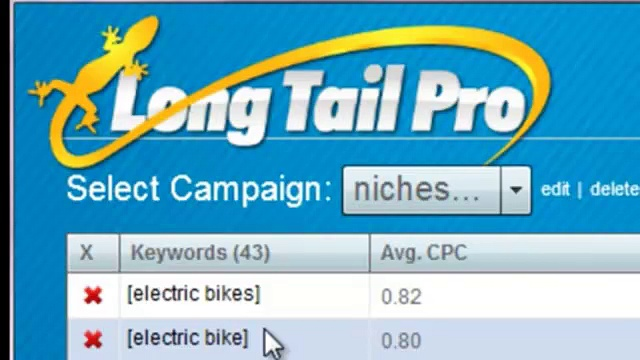 Find Low Competition Keywords for Your Site in Minutes