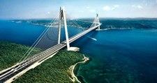 Yavuz Sultan Selim Köprüsü'nün İki Yıllık Geliri 5,4 Milyar Lira Oldu