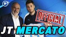 Journal du Mercato : l'OM lance son mercato, le Napoli veut du très lourd en attaque