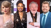'Cats': Taylor Swift, Jennifer Hudson, James Corden, Ian McKellen to Star in Movie Adaptation | THR News