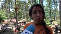 Alpes-de-Haute-Provence : grimpez aux arbres avec le parcours acrobatique Arbre et aventure