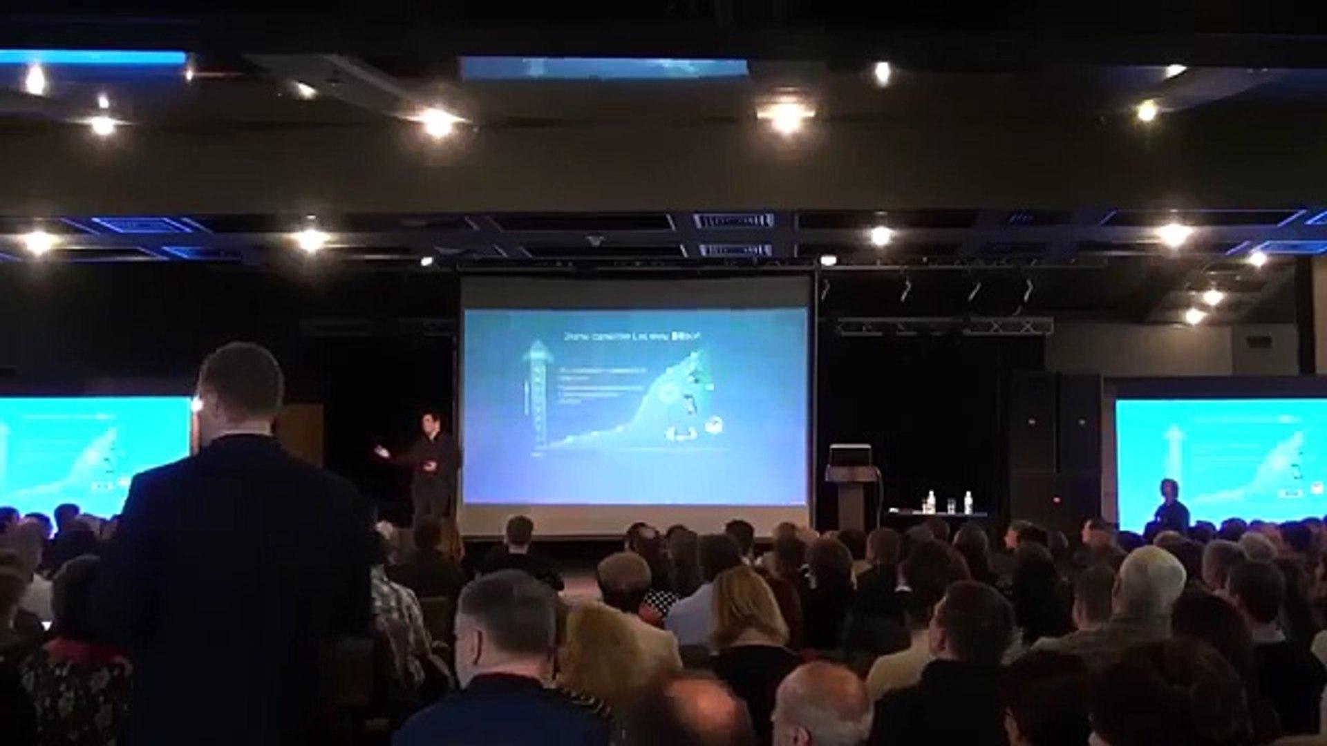 BitBon Выступление генерального директора Кудь А А