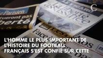 Comment Dylan Deschamps a aidé son père Didier Deschamps à remporter la Coupe du monde 2018
