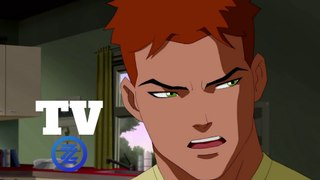 Young Justice Outsiders Season 3 Teaser Trailer 2018 SDCC