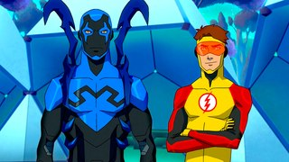 Young Justice Outsiders Official Comic Con 2018 Trailer
