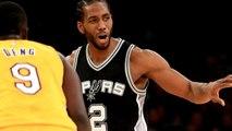 San Antonio Spurs trade star Kawhi Leonard to Toronto Raptors