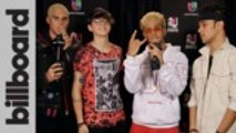 """CNCO Plays """"Fishing for Answers"""" and Tease Their New Single   Billboard Latin"""