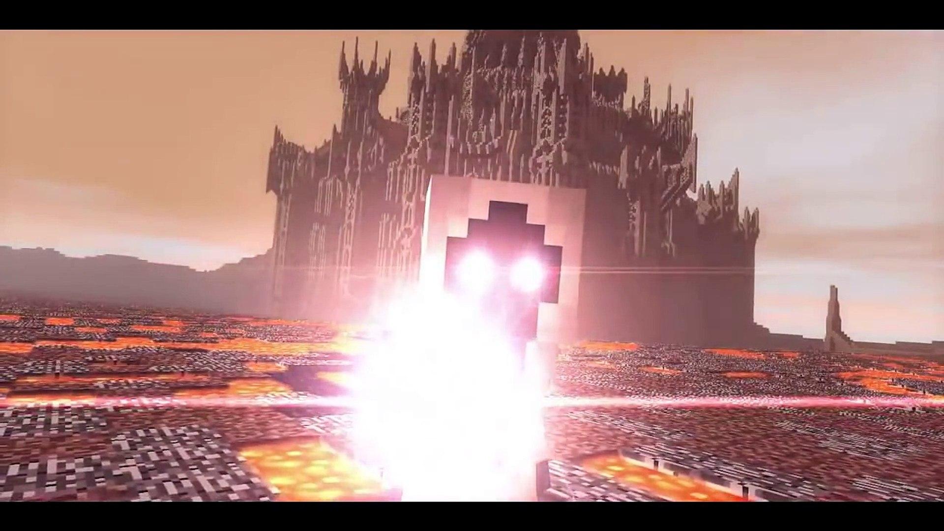 Minecraft Animation - O Retorno da Entidade | The Entity 303 Power - Minecraft Animation | Dublado