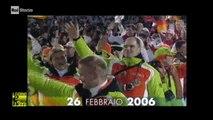 §.2/A  (sport & Storia) 26 febbraio 2006 Torino: cerimonia Chiusura XXª edizione OLIMPIADI INVERNALI