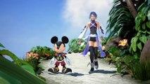 Kingdom Hearts - Trailer de Célébration des 90 ans de Mickey Mouse