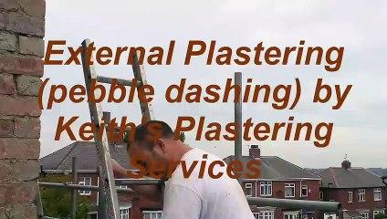 Professional External Plastering