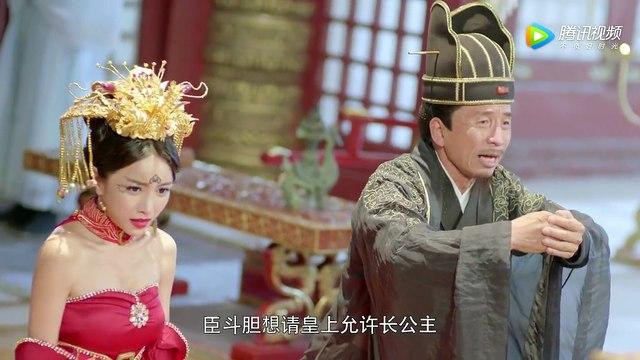 Phượng Hoàng Rực Lửa  Tập 15  Thuyết Minh  - Phim Trung Quốc   -   Hoàng Đình Đình, Lưu Hân, Vương Phi Phi