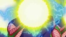 Dragonball Super: Piccolo vs Frost(English Dub)