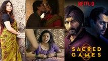 Sacred Games की HOT Actress Subhadra aka Rajshri Deshpande ने बदल दी सूखे गाँव की सूरत | FilmiBeat