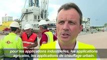 Géothermie profonde: la révolution verte en marche à Strasbourg