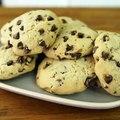 Miam, délicieux ces cookies !La recette :