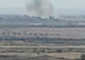 Pro-Syrian Forces Bombard Islamic State Targets in Golan Heights