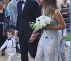 Γάμος στη σόουμπιζ! Δείτε τη Ναταλία Γερμανού να σύρει τον χορό στο γαμήλιο γλέντι