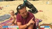 Vacances : plages sans fumeurs