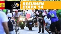 Resumen - Etapa 14 - Tour de France 2018