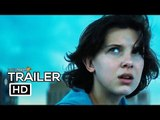 GODZILLA 2: KING OF THE MONSTERS Official Trailer (2019) Millie Bobby Brown Sci-Fi Movie HD