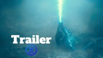 Godzilla: King of the Monsters Trailer #1 (2019) Bradley Whitford Action Movie HD