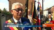 Fête nationale: des Belges frontaliers invitent leurs voisins français