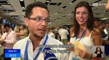 Pablo Casado eleito líder do PP com 60 por cento dos votos
