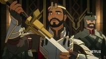 """Adelanto de """"Príncipe de los dragones"""", la nueva serie animada de Netflix"""