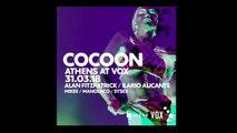 Alan Fitzpatrick & Ilario Alicante (Cocoon Athens)